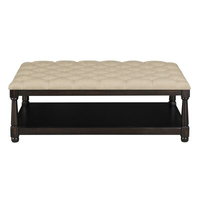 Karratha Coffee Table Table Top Color: Natural