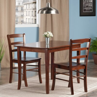 Fetter 3 Piece Dining Set