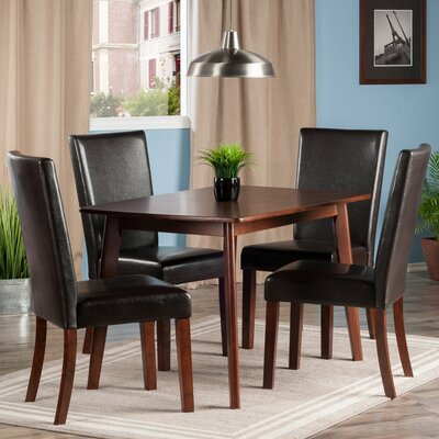 Guynn 5 Piece Dining Set