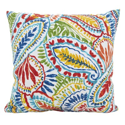 Hanning Patio Outdoor Throw Pillow Size: 21 x 21