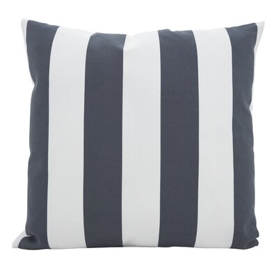 Fewell Outdoor Throw Pillow Size: 21 x 21