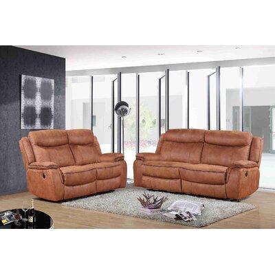 Rolfe 3 Piece Living Room Set
