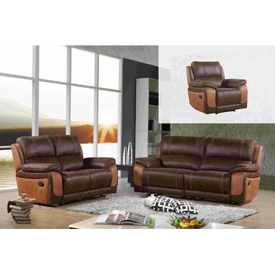 Rolle 3 Piece Living Room Set