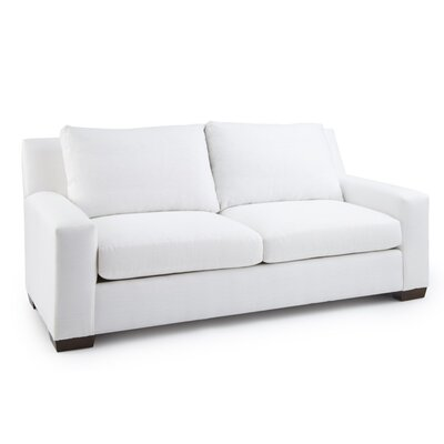 Heston Sofa Upholstery: Bravo White
