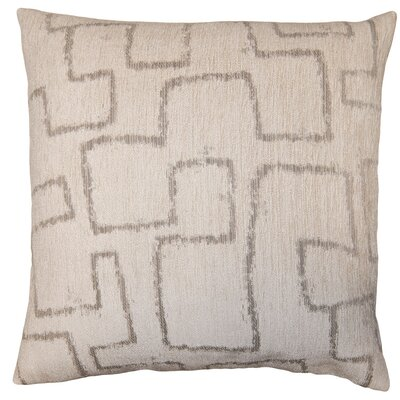 Monarch Maze Pillow Size: 22 x 22