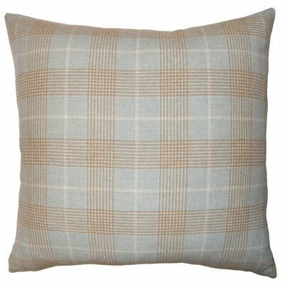 Highland Plaid Pillow Size: 26 x 26