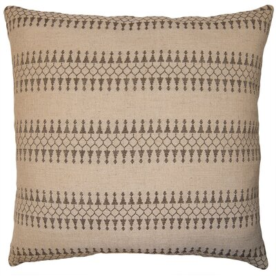 Bengal Tribal Pillow Size: 22 x 22