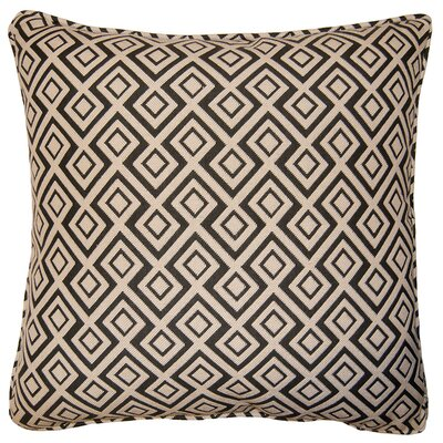 Bengal Diamond Pillow Size: 24 x 24