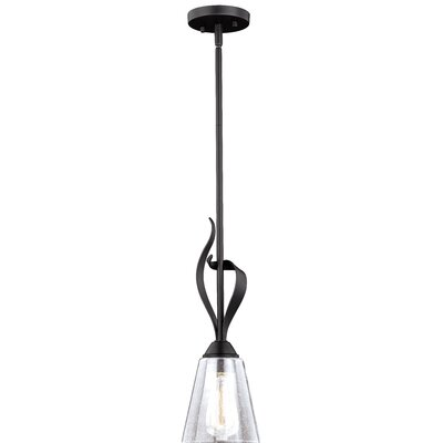 Zermeno 1-Light Mini Pendant