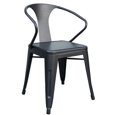 Haddix Metal Dining Chair