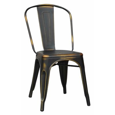 Guard Metal Dining Chair