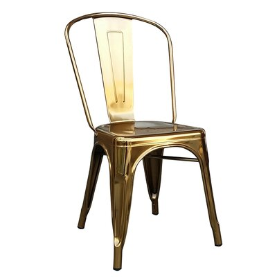 Dove Springs Metal Dining Chair