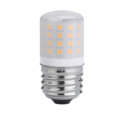 5W Equivalent Frosted E26 LED Standard Light Bulb Bulb Temperature: 2700 K
