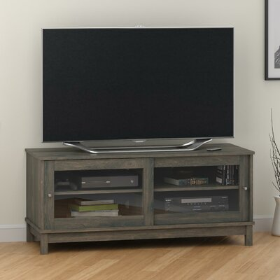 Kaczor 50 TV Stand Color: Weathered Oak