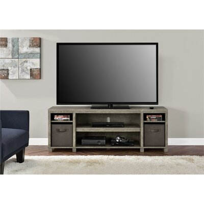 Napkin Ring 58 TV Stand Color: Weathered Oak
