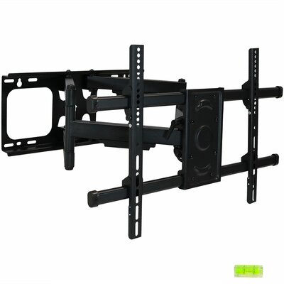 Full-Motion TV Swivel Wall Mount for 37-70 LCD, Plasma and LED