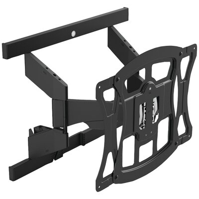 Ultra-Slim Full-Motion Tilt Wall Mount for 40-100 Flat Panel Screens