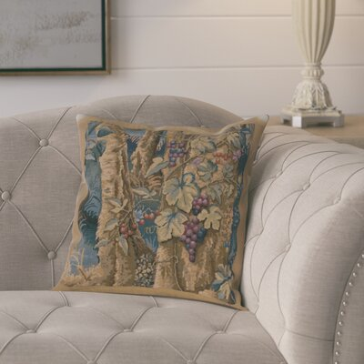 Girouard Grapes Cotton Pillow Cover