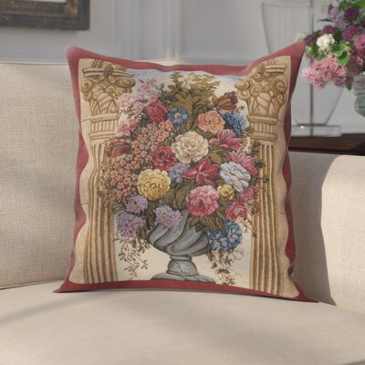 Riles Floral in Arch Cotton Pillow Cover