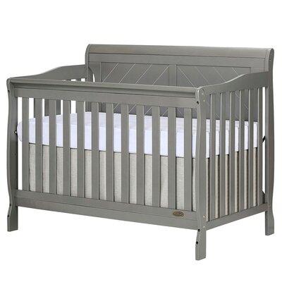 Ashton Full Panel 5-in-1 Convertible Crib