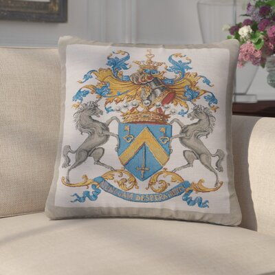 Rimer Cotton Pillow Cover