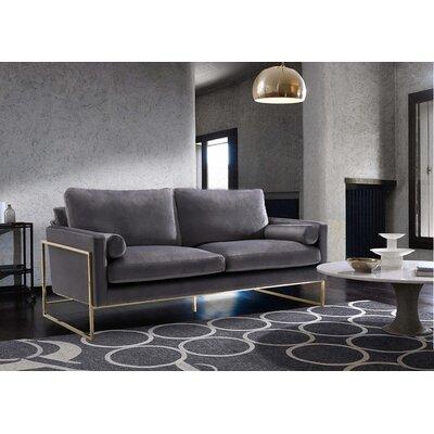 Ganley Sofa Upholstery: Gray