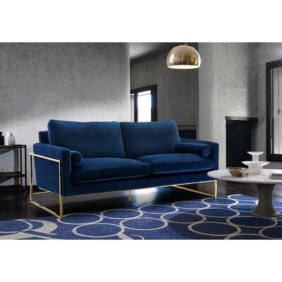 Ganley Sofa Upholstery: Navy