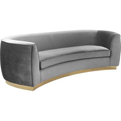 Antonsen Sofa Upholstery: Gray