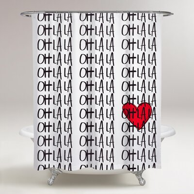 Fishponds Ohlala Shower Curtain