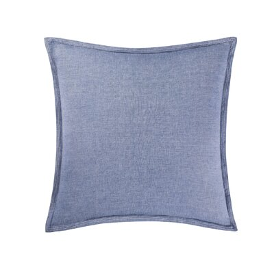 Gamboa Euro Sham Color: Blue
