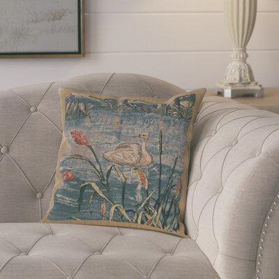 Girouard Forest Left Cotton Pillow Cover