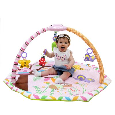 Butterfly Baby Gym Mat 25017