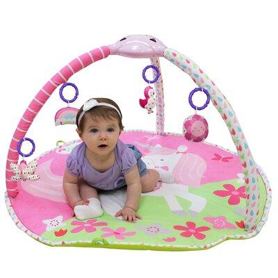 Little Princess Projector Baby Gym Mat 25016