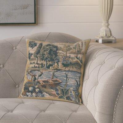 Giron Flamand Bateau Cotton Pillow Cover