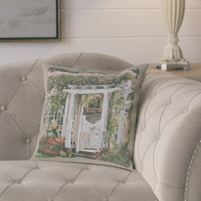 Larocco Cotton Pillow Cover
