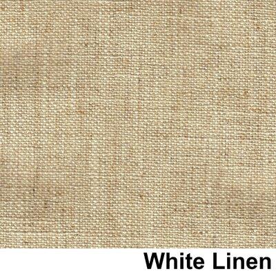 Avonlea Sleeper Sofa Mattress Type: Twin Chair, Upholstery: White Linen