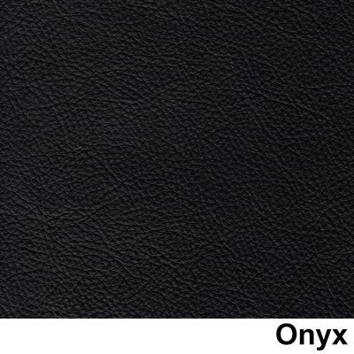 Regent Sleeper Sofa Mattress Type: Full, Upholstery: Onyx