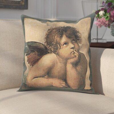 Risinger by Raffael Left Cotton Pillow Cover