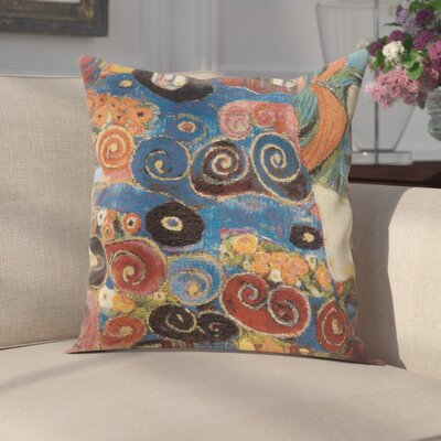 Rines Virgin Dress Cotton Pillow Cover