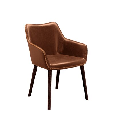 Dessert Upholstered Dining Chair Upholstery Color: Bronze