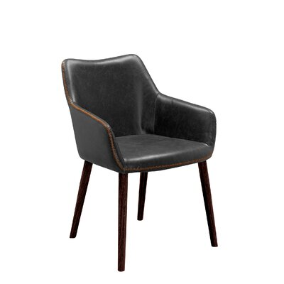 Dessert Upholstered Dining Chair Upholstery Color: Charcoal