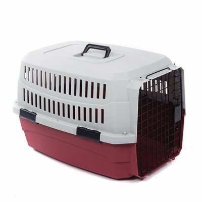 Portable Airline Approved Car Travel Vet Visit Pet Carrier