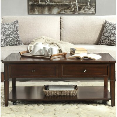 Huckins Lift Top Coffee Table