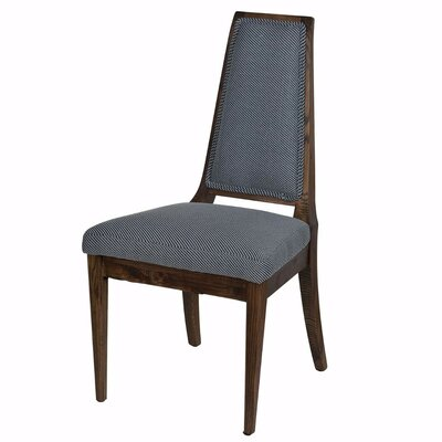 Perri Modern Silhouetted Side Chair
