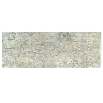 Raga 8.25 x 23.38 Porcelain Field Tile in Willow Gray