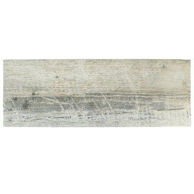 Raga 8.25 x 23.38 Porcelain Field Tile in Gray