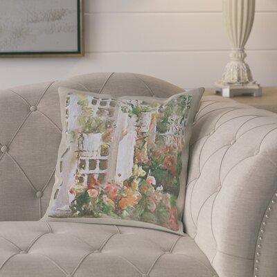 Larocco Pergola Cotton Pillow Cover