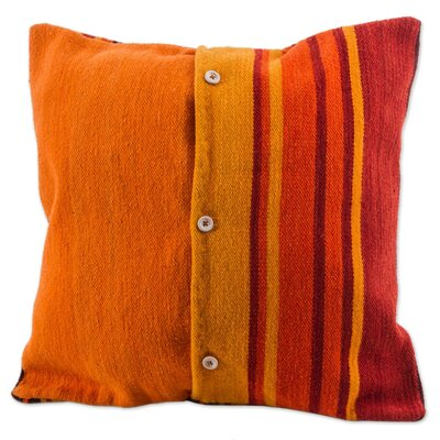 Mattes Peru Colorful Dream Wool Pillow Cover