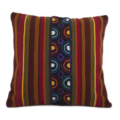 Younts Wool Pillow Cover