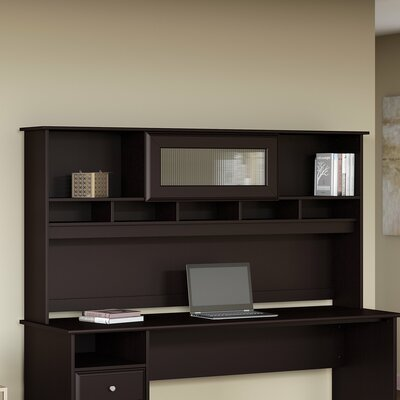 Hillsdale 36.3 H x 72.01 W Hutch Finish: Espresso Oak